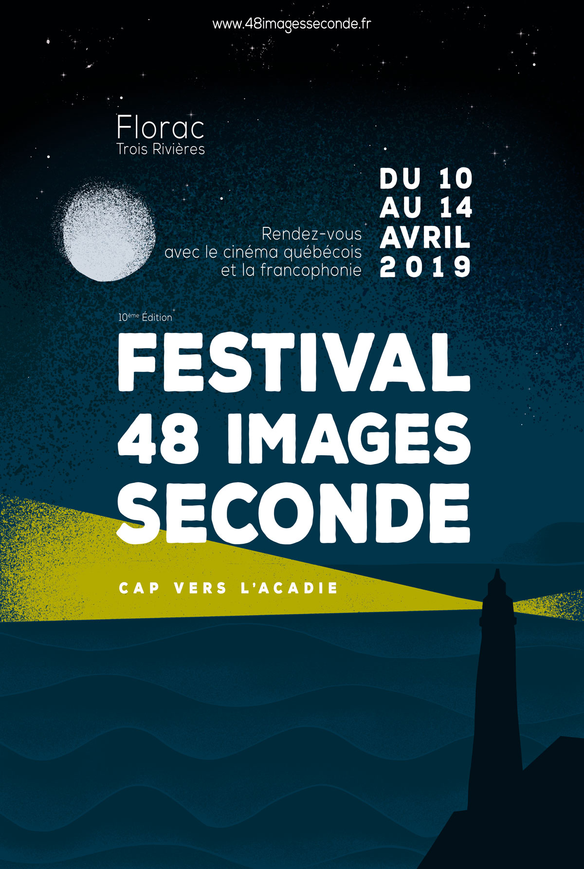L'affiche officielle 2019 !